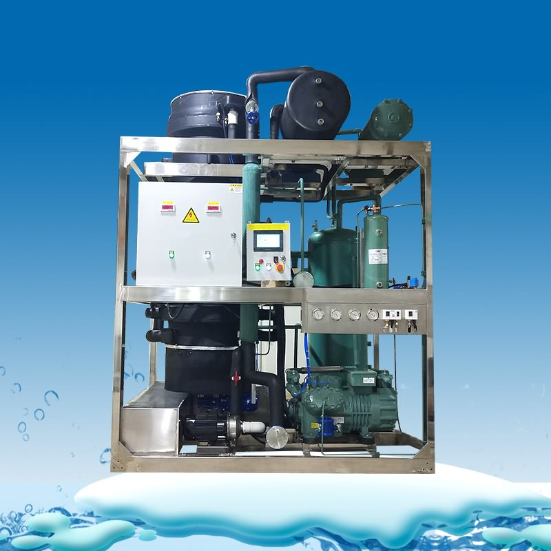 10T tube ice machine (3)