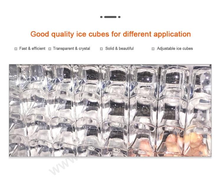 0.3T cube ice machine (6)