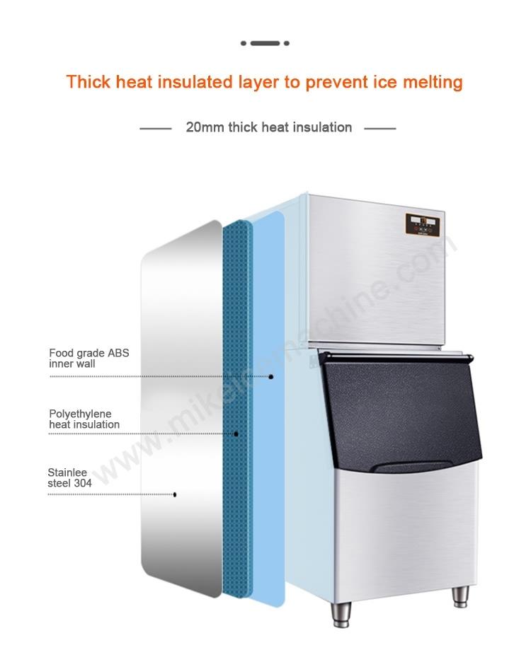 0.3T cube ice machine (7)