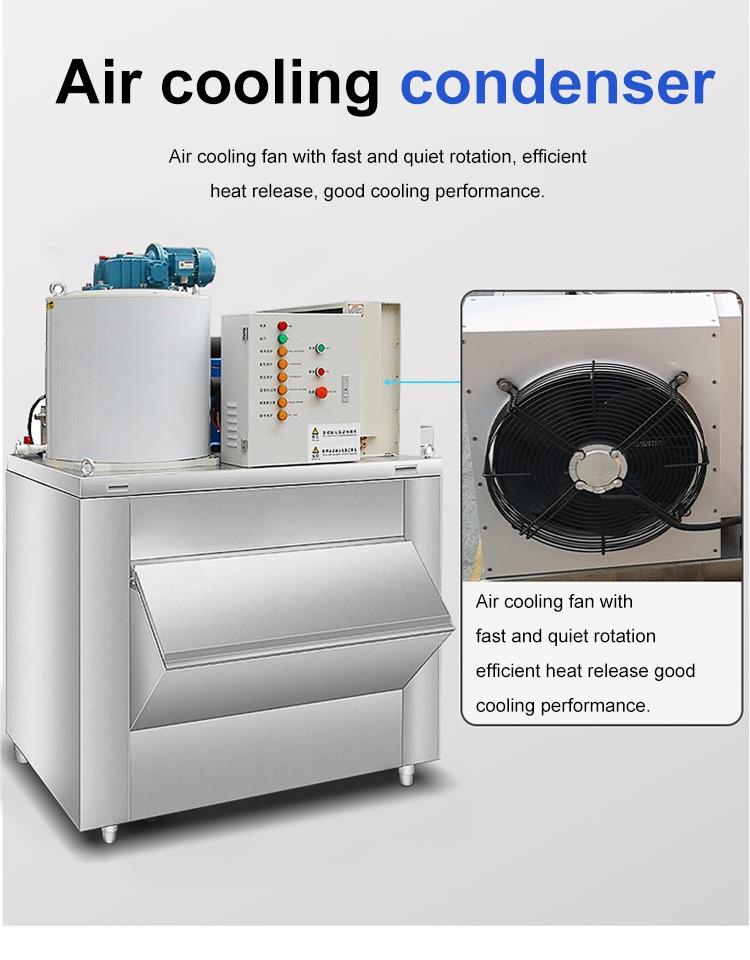 0.5T flake ice machine (7)